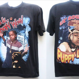 "Other - 2001 ""LIL BOW WOW- Puppy Love"" Promo Rap Tee"